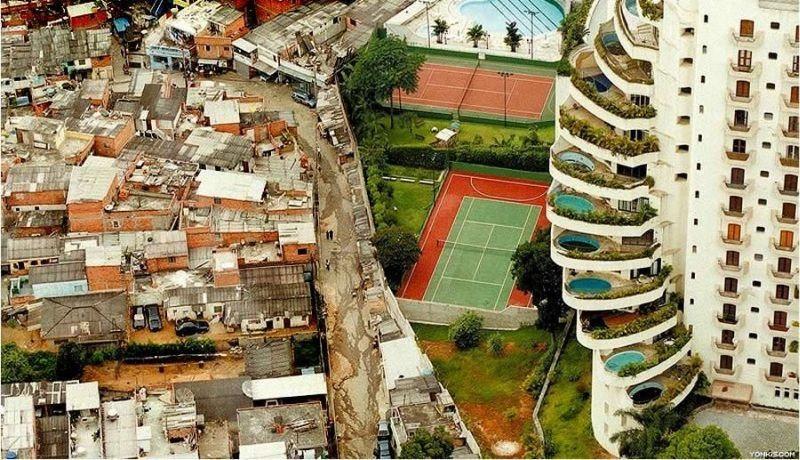 Desigualdade social no mundo fotos