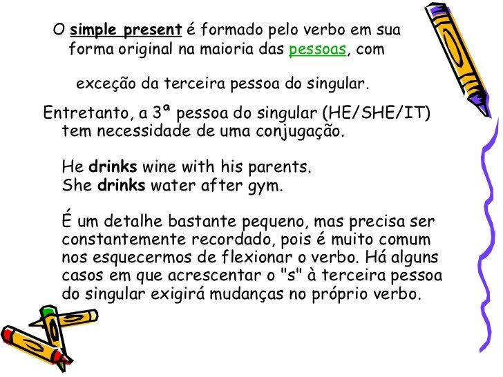 Muito Simple Present - O que é, Regras, Quando Usar, Exercícios HI24