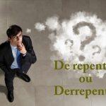 Derrepente ou De Repente?